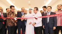 LULU Group sebagai Perusahaan Retail dari Timur Tengah membuka Hypermarket ke 2 di Indonesia yang berlokasi di QBIG BSD City Tangerang.