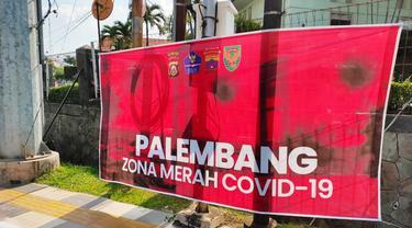 Di Palembang, Hanya 1 Kecamatan yang Berstatus Zona Kuning