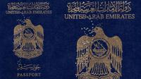Paspor Uni Emirat Arab (UEA). (Creative Commons)