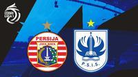 BRI Liga 1 - Persija Jakarta Vs PSIS Semarang (Bola.com/Adreanus Titus)
