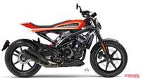 Desain Harley-Davidson XR250 (young-machine.com)