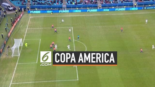 Peru sukses masuk ke laga final Copa America 2019 setelah mengalahkan Chile dengan skor 3-0. Peru akan berhadapan dengan tuan rumah Brasil di laga final.