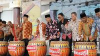 Pembukaan Festival Bumi Rafflesia.
