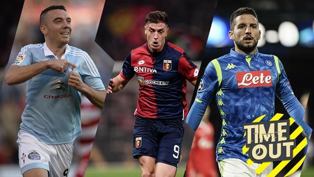 Berita video Time Out yang membahas tentang 4 striker yang harus didatangkan Real Madrid .