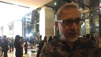 Duta Besar Inggris untuk Indonesia Moazzam Malik hadir dalam Debat Capres perdana di Hotel Bidakara, Jakarta (17/1/2019) (kredit: Liputan6.com)