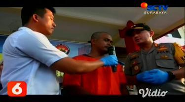 Seorang pemuda di Kabupaten Probolinggo, Jawa Timur, diringkus polisi karena menganiaya perempuan paruh baya yang tengah mencari rumput. Penganiayaan dilakukan tersangka, karena korban menolak diajak berhubungan badan di area persawahan.