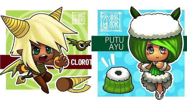 Koleksi 68  Gambar Animasi Kartun Indonesia  Free Downloads