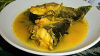 Hampir mirip tempoyak, namun makanan ini juga salah satu cita rasa khas Jambi. (Bangun Santoso/Liputan6.com)