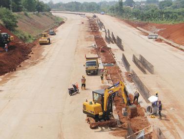 Memantau Progres Pembangunan Tol Kunciran-Serpong