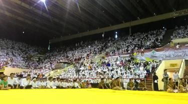 Angkatan Muda Partai Golkar buka bersama 30 ribu anak yatim.