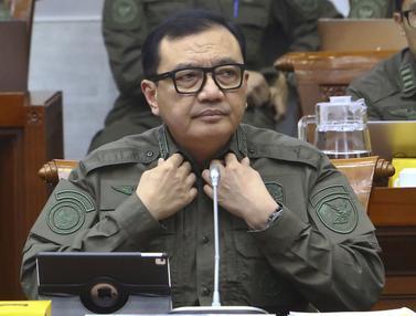 Bahas Isu Aktual, Kepala BIN Raker Dengan Komisi I DPR
