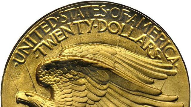 Koin Double Eagle yang termahal di dunia, harganya mencapai Rp 101,1 miliar 2