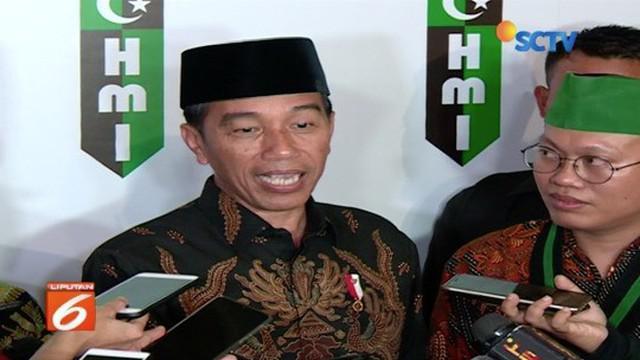 Presiden Jokowi mengungkapkan istilah propoganda Rusia ia pinjam dari artikel terbitan Rand Corporation.