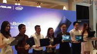 Asus rilis Zenbook S UX391UA di Indonesia (liputan6.com/Agustinus M.Damar)