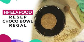 Fimela Food: Resep Buka Puasa Choco Bowl Regal