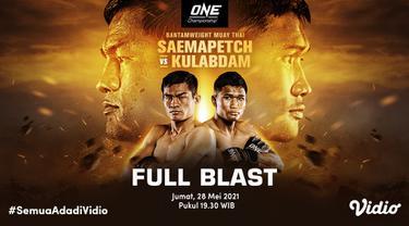 Live Streaming ONE Championship : One Big Bang di Vidio