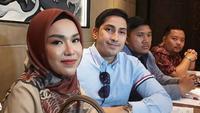 Irwansyah dilaporkan ke pihak berwajib oleh Medina Zein, diduga penggelapan uang.  (Foto: Dream.co.id/Nur Ulfa)