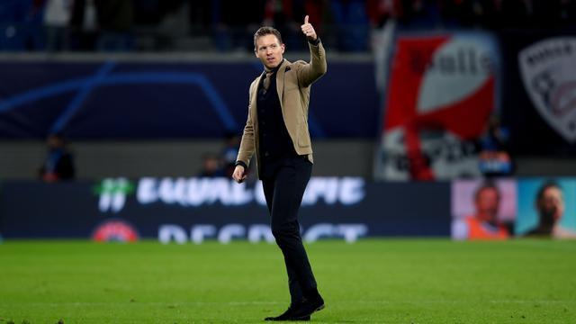 Virus Corona Bikin Jose Mourinho dan Julian Nagelsmann Tak Bersalaman