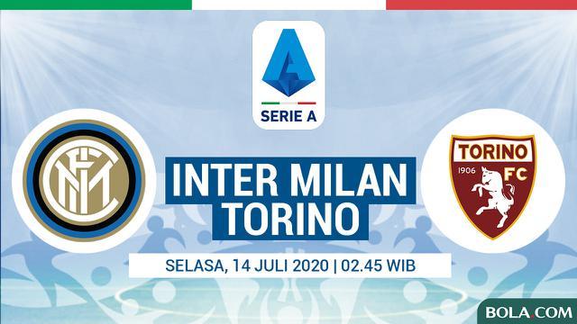 Link Live Streaming Inter Milan Vs Torino Dunia Bola Com