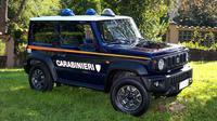 Generasi terbaru Suzuki Jimny resmi menjadi kendaraan dinas Polisi Militer Italia, Carabinieri (Carcoops)