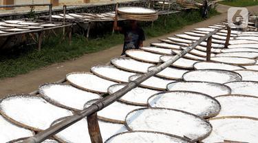 Geliat Produksi Tepung Aci di Tengah Pandemi