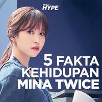 5 Fakta Menarik Mina TWICE