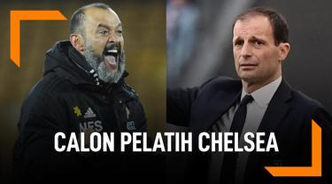 Calon Pelatih Chelsea Musim Depan