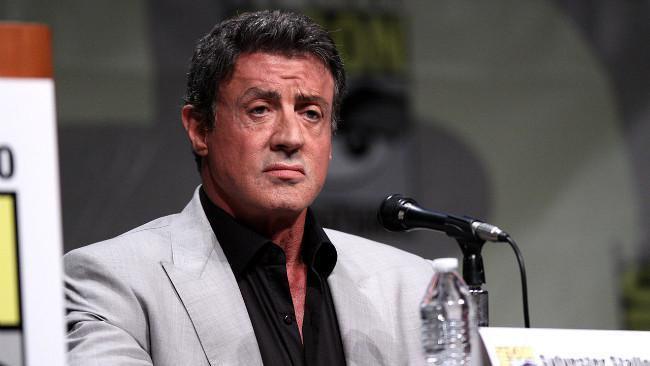 Sylvester Stallone. (Sumber Wikimedia Commons)