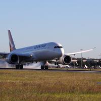 Qantas lakukan uji coba penerbangan langsung selama 19 jam dari New York-Sidney. Bagaimana rasanya? (Foto: Qantas)