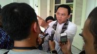 Gubernur DKI Jakarta Basuki Tjahaja Purnama atau Ahok. (Liputan6.com/Ahmad Romadoni)