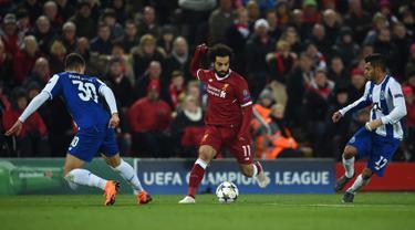 Liverpool Vs Porto Imbang Tanpa Gol