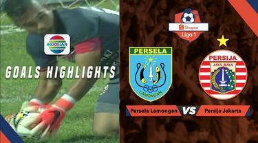 Highlights Shopee Liga 1 2019, Persija Ditahan Imbang Persela 0-0