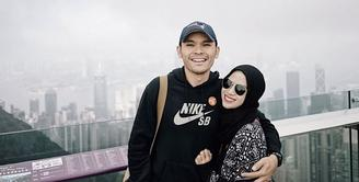 Ben Kasyafani dan Nesyana Ayu Nabila (Instagram/benkasyafani)