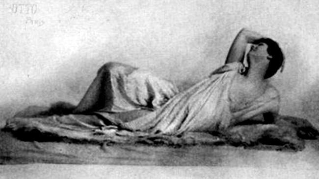 Isadora Duncan. (Sumber Wikimedia/Otto Wegener untuk ranah publik)