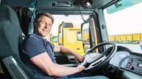 Hampir satu dari pengemudi mobil komersil tidak berhenti untuk istirahat pada perjalanan panjang.