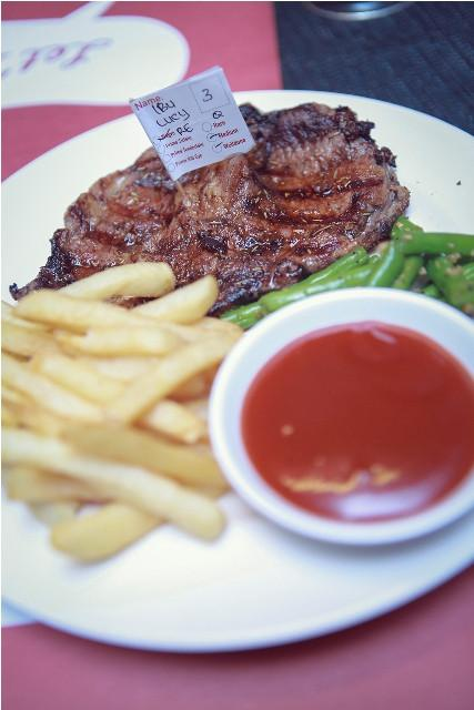 Holycow Steakhouse by Chef Afit