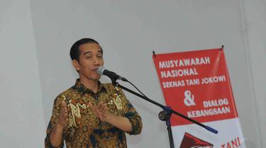 Petani Minta Jokowi Hapus Subsidi BBM