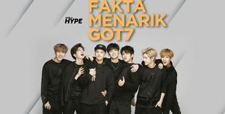 Fakta Menarik GOT7 yang Dikabarkan Hengkang dari JYP Entertainment