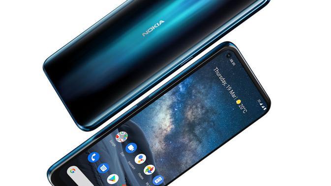 Nokia 8.3 5G. (Doc: HMD Global)