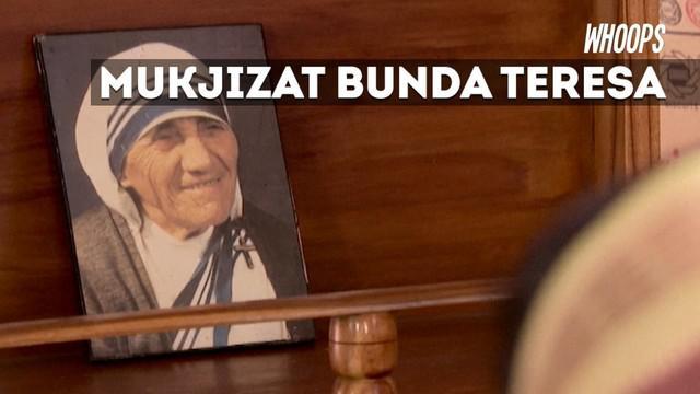 Seorang wanita India mengaku pernah mendapat mukjizat Bunda Teresa.