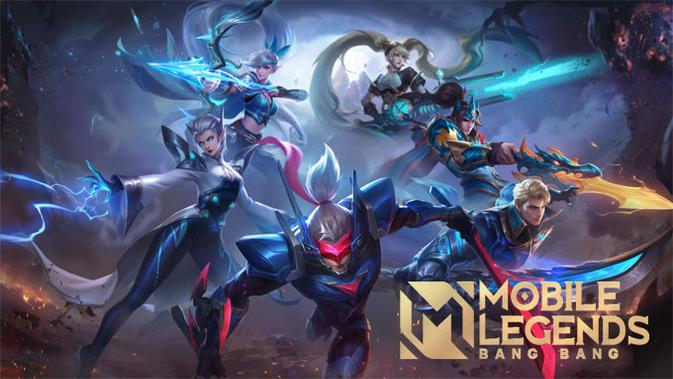 Moonton update logo dan rombak penampilan hero di gim Mobile Legends. (Doc: Moonton)