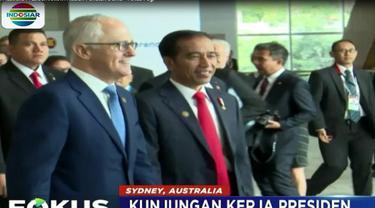 Jokowi dinilai berhasil merawat dan mempromosikan toleransi di tengah kebhinekaan Indonesia.