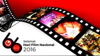 Dalam rangka Hari Film Nasional, netizen ramai-ramai berkicau di jejaring sosial Twitter.