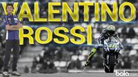 Valentino Rossi (Bola.com/Adreanus Titus)