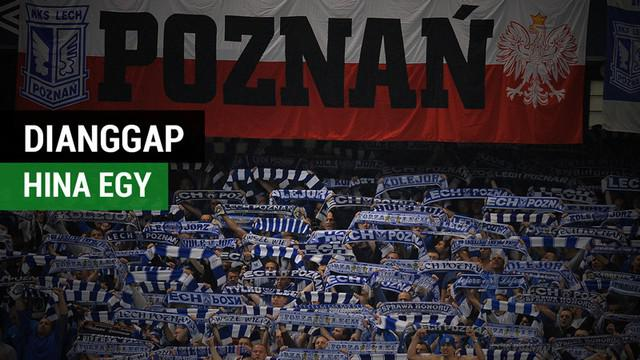 Berita video suporter Lech Poznan dianggap menghina pemain Lechia Gdansk, Egy Maulana Vikri, saat pertandingan. Insiden tersebut membuat wanita Indonesia yang tinggal di Polandia ini, Savira Grace, bertindak menenangkan.