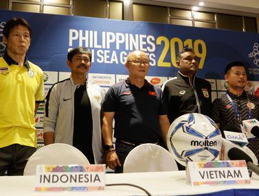 Indra Sjafri dan Pelatih Lainnya Siap Tempur di SEA Games 2019