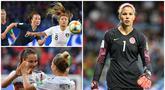 Sejumlah pesepak bola cantik turut memeriahkan gelaran Piala Dunia Wanita 2019. Berikut pilihan foto-foto dari aksi para pemain cantik. (Kolase foto-foto AFP)