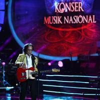Foto Konser Musik Nasional (Nurwahyunan/bintang.com)