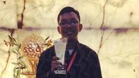 Eddiansyah Ragil Saputra (Penyandang Disabilitas Mental & CPNS Pemprov DKI Jakarta TA 2019. Foto: Dokumen pribadi Eddiansyah.