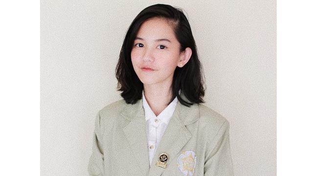 Disangka Member JKT48, Ini 7 Pesona Leanna Leonardo 'Hakim' Cantik dan Imut